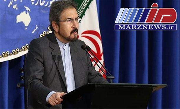 ایران، حادثه تروریستی در ایالت بلوچستان پاکستان را محکوم کرد