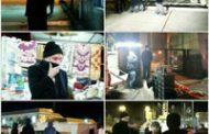 امام جمعه بیله سوار اردبیل با لباس مبدل در گمرک