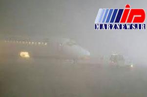 توقف پروازهای فرودگاه مشهد به علت وضعیت جوی