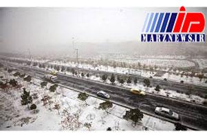 وزش باد و کولاک در استانهای اردبیل و گیلان