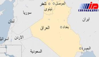 انفجار در «تلعفر» عراق ۳ کشته و ۱۲ زخمی برجای گذاشت