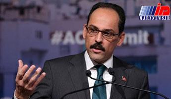 ترکیه برای مبارزه با تروریسم از کسی اجازه نمیگیرد