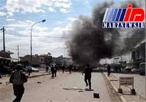 وقوع انفجار نزدیک سفارت آمریکا در بغداد