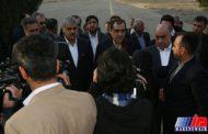 وزیر بهداشت برای افتتاح ۴۰ پروژه بهداشتی وارد کرمانشاه شد