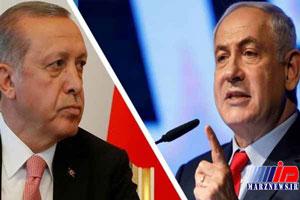 راز تشدید جنگ لفظی نتانیاهو و اردوغان