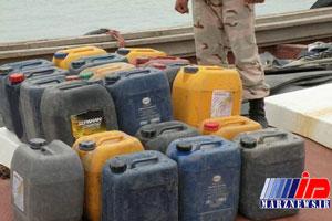 کشف ۱۲۰ هزار لیتر سوخت قاچاق و دستگیری ۱۴ متهم در هرمزگان
