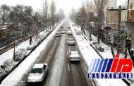 بارش برف ۴۰سانتی در گیلان
