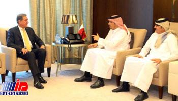 پاکستان و قطر بر گسترش همکاری های دو جانبه تاکید کردند