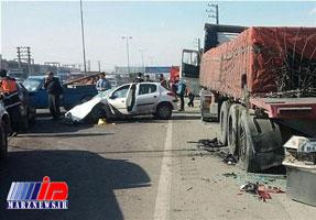 حوادث رانندگی در استان بوشهر ۳ کشته برجا گذاشت