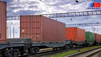 ترانزیت سالیانه ۱۰ میلیون تن بار پیامد تکمیل خط آهن رشت