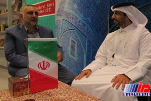 رییس نمایشگاه کتاب قطر دستاوردهای فرهنگی ایران را ستود