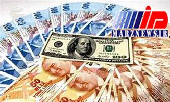 ارزش لیر ترکیه در برابر دلار افزایش یافت