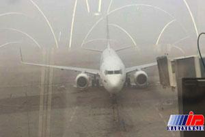 پروازهای فرودگاه بغداد متوقف شد