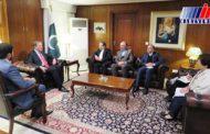 عراقچی با وزیر خارجه پاکستان دیدار و گفت وگو کرد