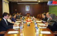 ایران و پاکستان بر گسترش و تحکیم روابط دو کشور تاکید کردند