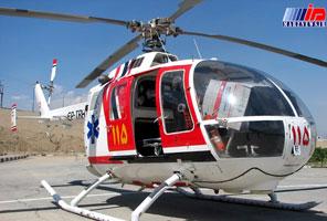 ۳۴ اورژانس هوایی با اجرای طرح تحول سلامت در کشور ایجاد شد