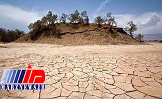 استان اردبیل در معرض خشکسالی بیسابقه قرن