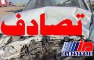 ۵ کشته در تصادف جاده سیستان و بلوچستان