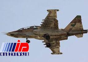 مرگ ۲ خلبان در سقوط جنگنده سوخو-۲۵ ارمنستان