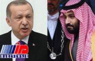 وساطت عمر البشیر بین اردوغان و بنسلمان