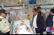 ۳۱ مصدوم حادثه تروریستی چابهار از بیمارستان مرخص شدند