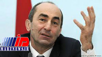 رییس جمهور پیشین ارمنستان بازداشت شد