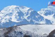 ۲ کوهنورد در ارتفاعات شاه جهان اسفراین ناپدید شدند