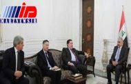 دلگرمی اروپا به عراق برای حمایت از ایران