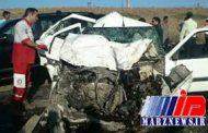 ۳ کشته در تصادف جاده زاهدان - خاش