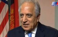 پررنگ شدن اخبار صلح افغانستان با سومین سفر خلیل زاد به منطقه