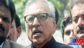 رئیس جمهور پاکستان راهی عربستان شد