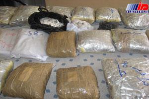۵٫۴ تن موادمخدر طی ۱۰ روز در سیستان وبلوچستان کشف شد