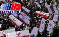 پیکر ۴۶ شهید تازه تفحصشده وارد ایران میشود