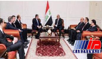 وزیر انرژی آمریکا: از بغداد برای توسعه دو بخش برق و نفت حمایت میکنیم