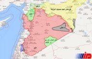 آمریکا ۵۵ کیلومتر مربع از اراضی سوریه در التنف را اشغال کرده است