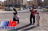 زلزله مردم تبریز را به خیابانها کشاند