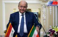 صالح از امضای تفاهمنامه میان کردستان و سلیمانیه استقبال کرد