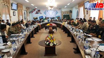 هیات پاکستانی اجلاس مرزی قول پیگیری آزادی ۷ مرزبان ایرانی را داد