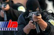 یک کشته در درگیری پلیس اهواز با سارقان مسلح