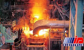 صادرات محصولات گروه ملی فولاد از سر گرفته میشود