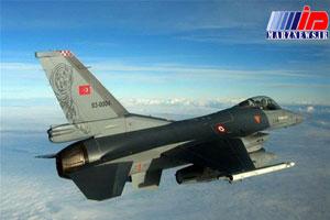 ترکیه ۳۰ عملیات هوایی در شمال عراق انجام داد