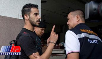 درخواست دو نهاد حقوق بشری برای آزادی فوتبالیست بحرینی از زندان تایلند