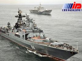 رزمایش دریایی مشترک هند و روسیه پایان یافت