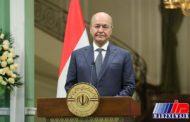 رئیس جمهور عراق از تابعیت انگلیسی خود انصراف داد