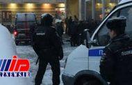 پلیس مسکو ۵ معترض را دستگیر کرد
