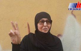 آزادی مسنترین بانوی مبارزه بحرینی ؛ ادامه سرکوبگری آل خلیفه در آستانه