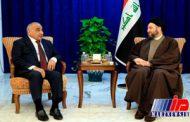 حکیم: عراق باید سیاست درهای باز منطقه ای را در پیش گیرد