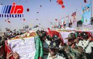 پیکر ۴۶ شهید دفاع مقدس وارد کشور شد