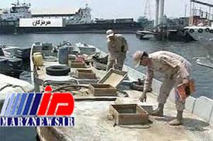 کشف بزرگترین محموله قاچاق سوخت در ایران