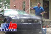 ممنوعیت شستوشوی خودرو با شلنگ آب در پاکستان
